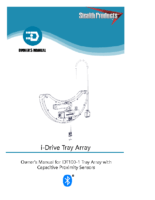i-Drive Tray (Capacitive)