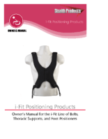 i-Fit Owner's Manual
