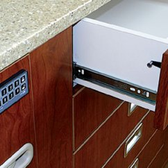 Locking Kitchen Cabinets Butcher Block What Is Stealthlock The 1st Keyless Invisible Cabinet System Office