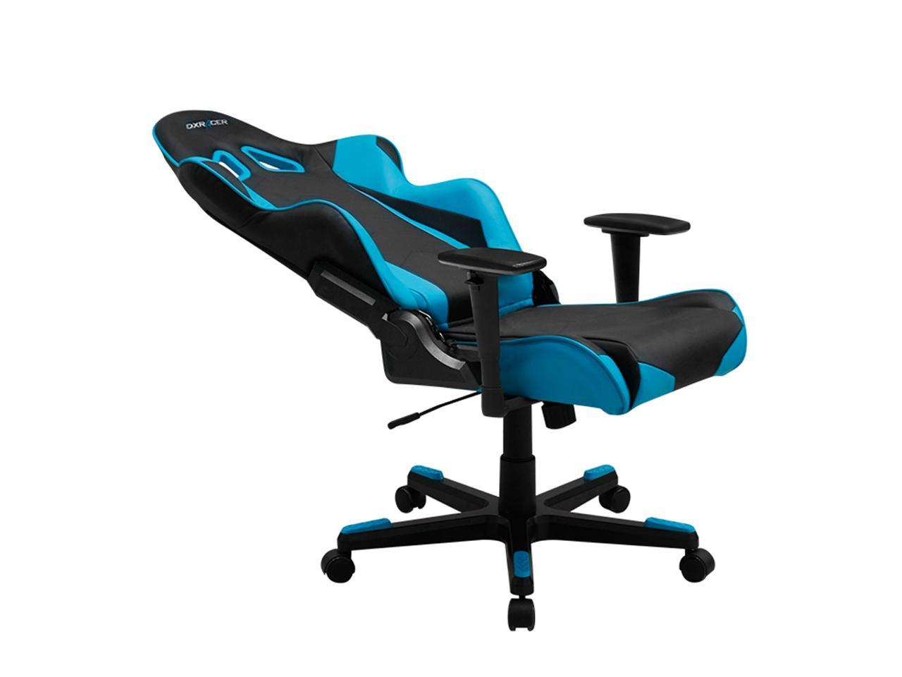 Dxr Chair Dxracer Racing Series Oh Re0 Nb Blue Green Orange Red White Computer Chair