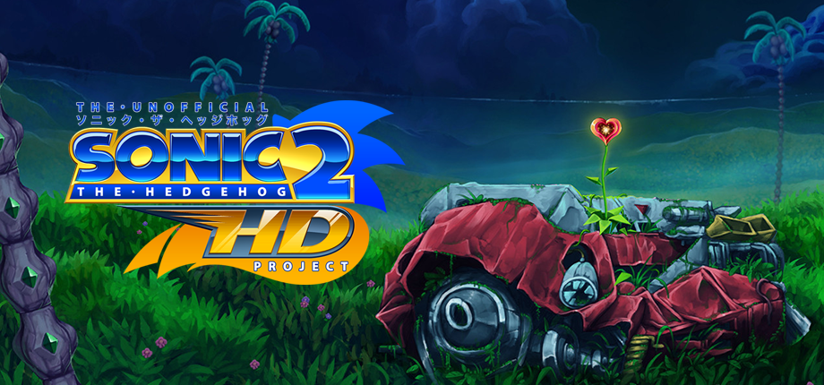 Sonic The Hedgehog 2 HD Project Jinxs Steam Grid View Images