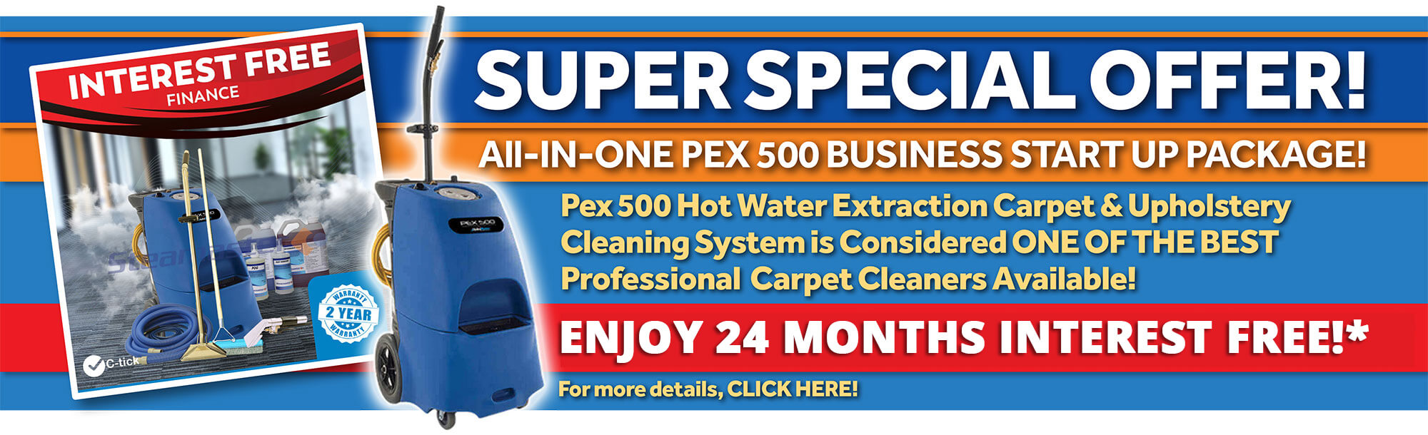STEAMASTER - Australia's Leading Supplier of Carpet Cleaning Equipment, Machines & Products - WHOLESALE Direct To You - So You Can Enjoy Higher Profits
