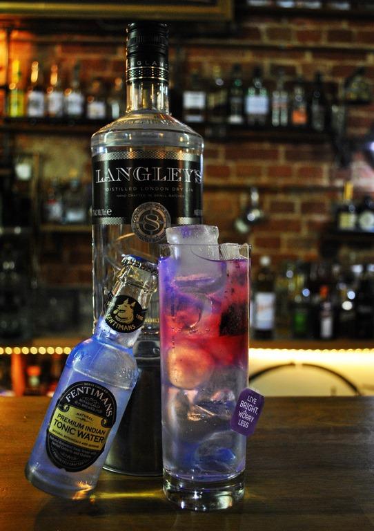 Gin Teanic