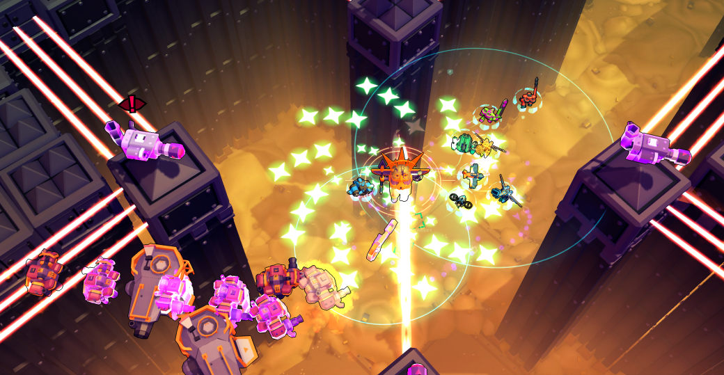 Steambirds Alliance – A massively multiplayer shoot'em up!