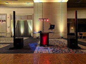 Modern, Elegant, DJ Setup