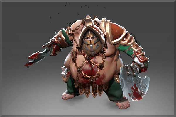 Gladiators Revenge Trident Pudge Mythical Weapon