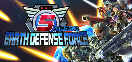 404- Earth Defense Force 5 [All DLCs + Multiplayer + MULTi4