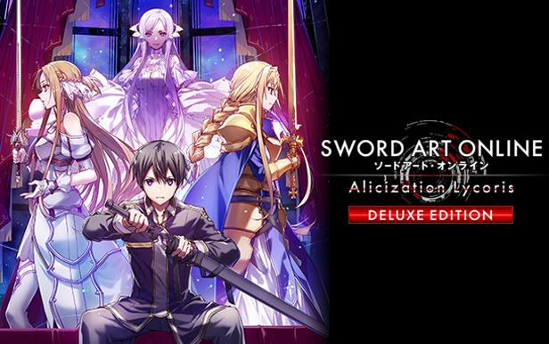 PlayStation 4,Xbox One,PC,Steam,Sword Art Online: Alicization Lycoris