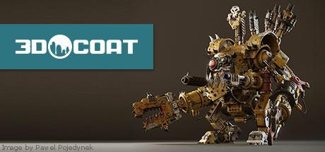 3DCoat Free Download v4.9.02