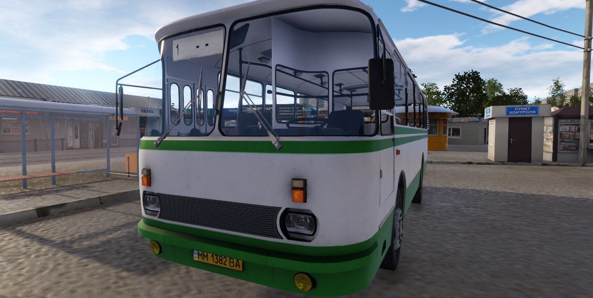 Save 20 Bus Driver Simulator - Soviet Legend Steam