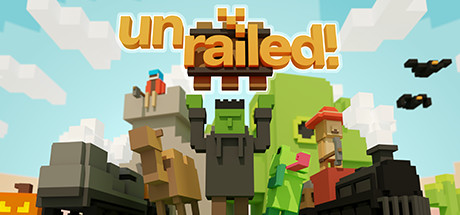 header Daily Deal - Unrailed!, 25% Off | Steam