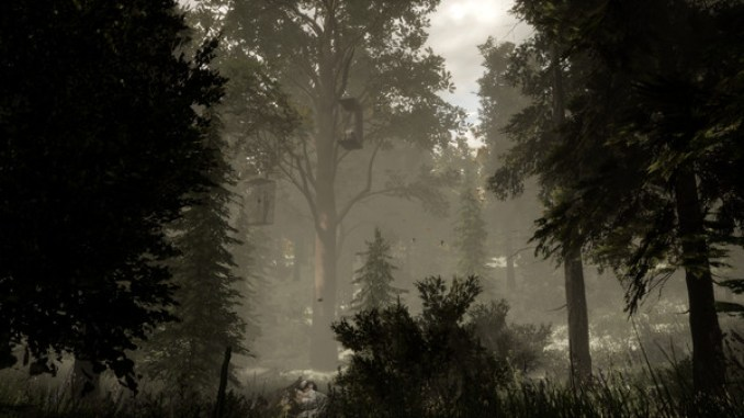The Woods: VR Escape the Room screenshot 2