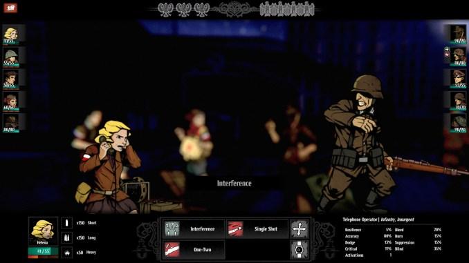 WARSAW screenshot 1