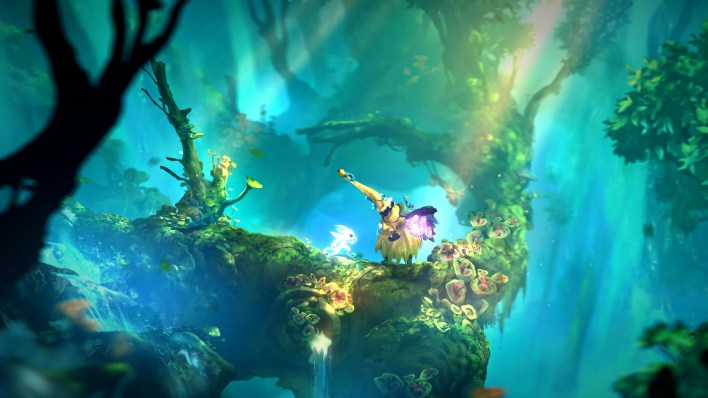 Ori And The Will Of The Wisps gameplay