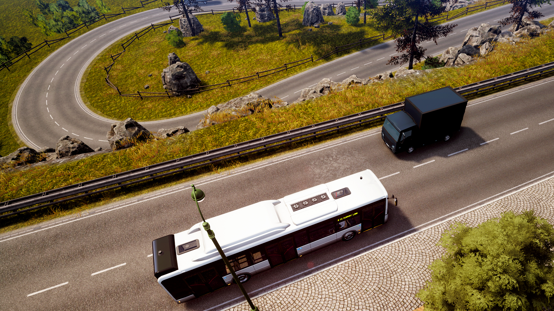 Bus Simulator 18 - Official Map Extension Steam