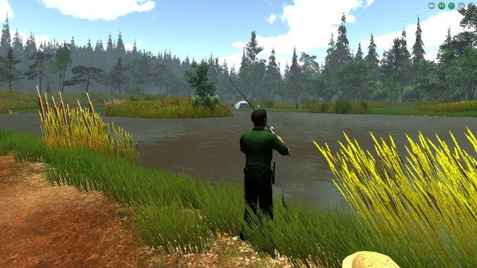 Worldwide Sports Fishing Screenshot 1