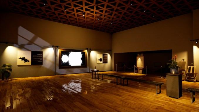 Fractal Gallery VR screenshot 2