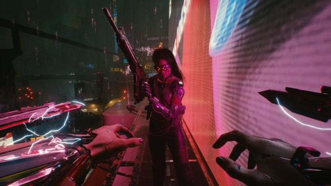 Cyberpunk 2077 screenshot 3