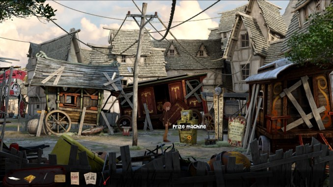 Willy Morgan and the Curse of Bone Town screenshot 2