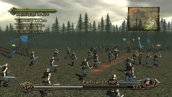 Kingdom Under Fire: The Crusaders Screenshot 1