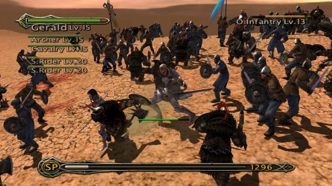 Kingdom Under Fire: The Crusaders Screenshot 2