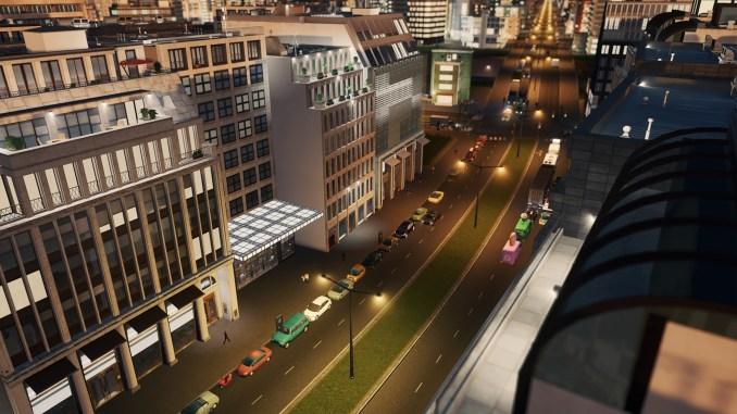 Cities: Skylines - Modern City Center Screenshot 3