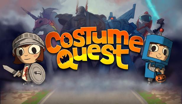 Costume Quest sur Steam