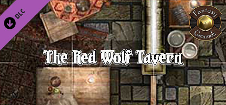Fantasy Grounds Map Pin The Red Wolf Tavern PFRPG2 в Steam
