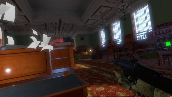 Mercenaries VR screenshot 3