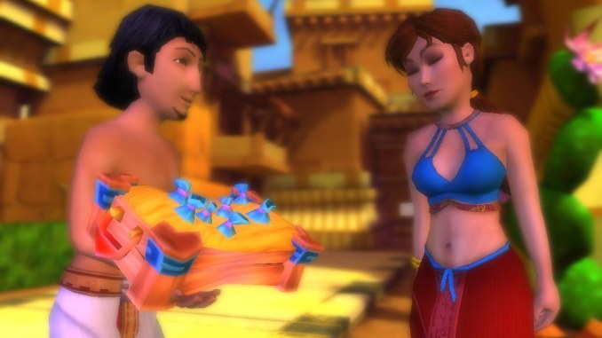 Ankh 3: Battle of the Gods screenshot 1
