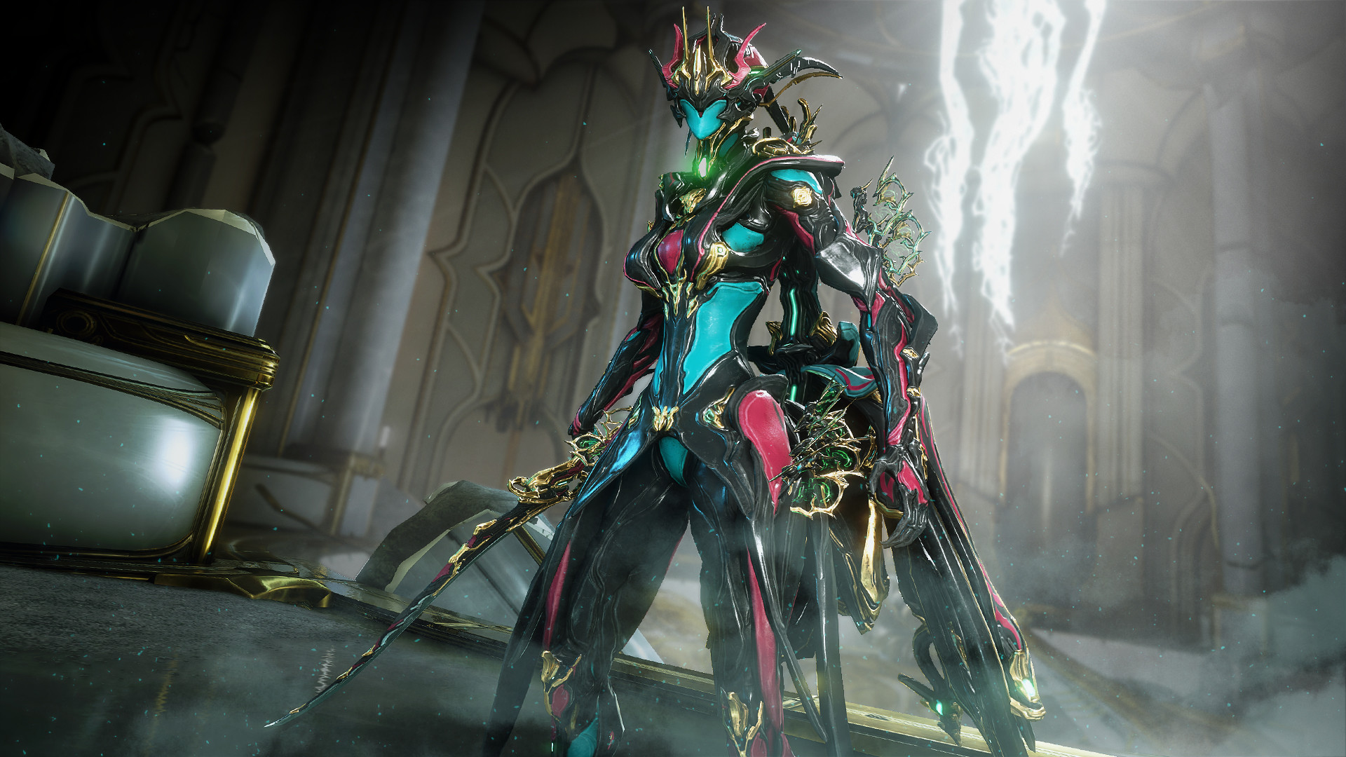 Steam - Warframe Titania Prime Access: Razorwing Pack