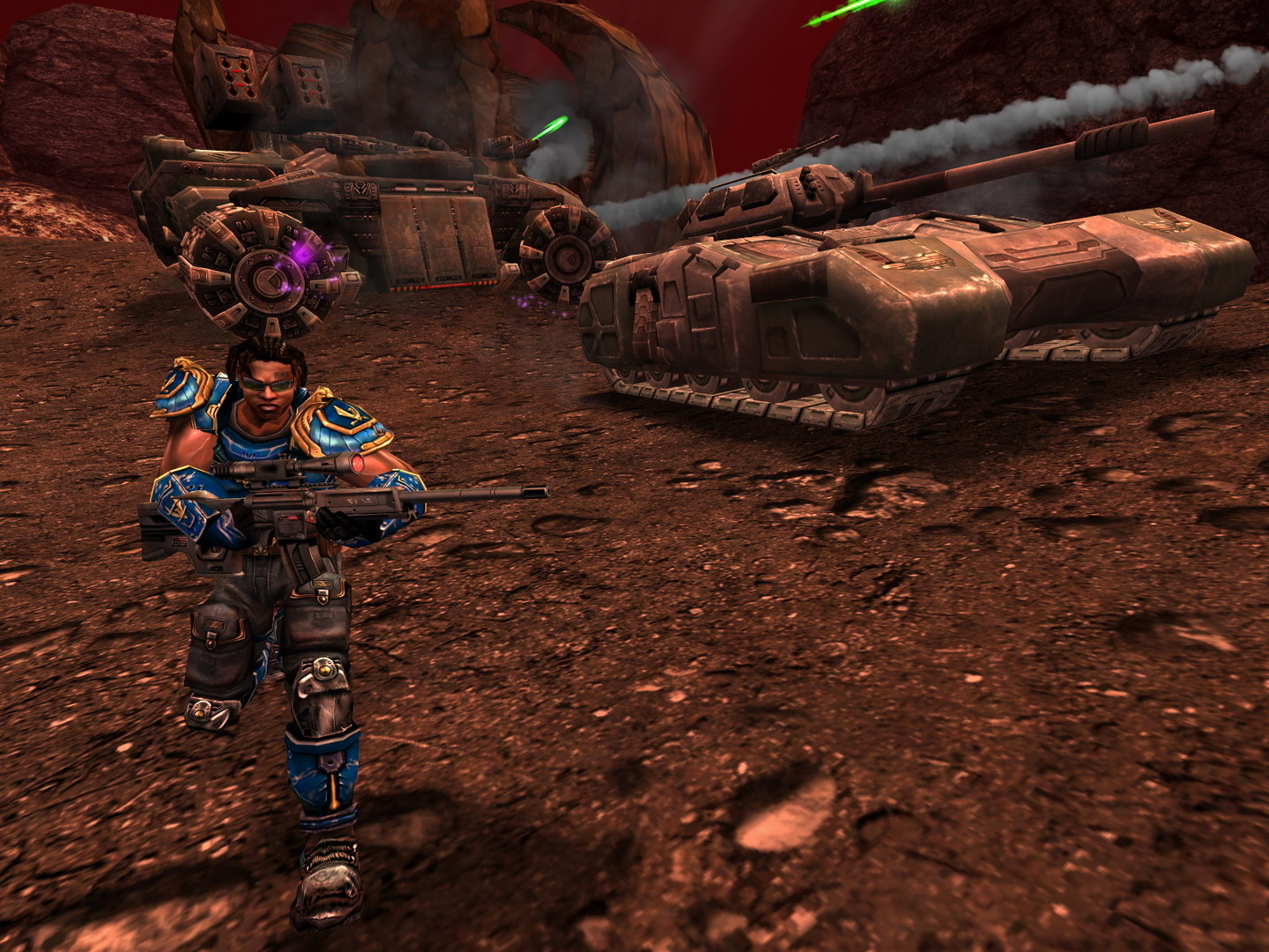 Unreal Tournament 2004: Editor's Choice Edition screenshot 1