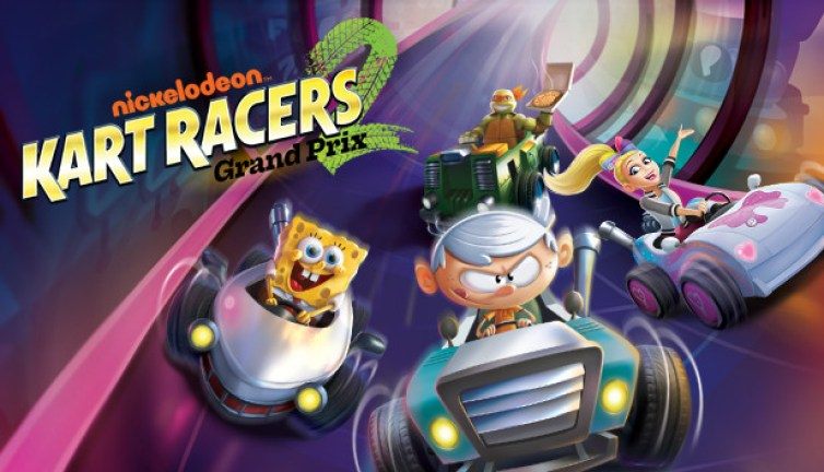 Nickelodeon Kart Racers 2: Grand Prix sur Steam