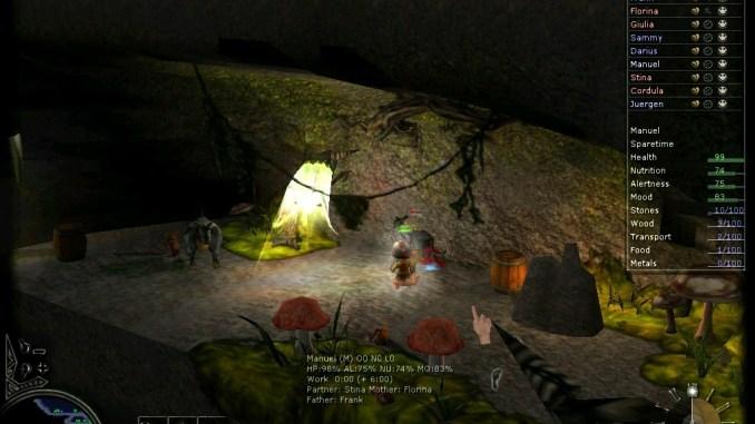 Diggles: The Myth of Fenris screenshot 3