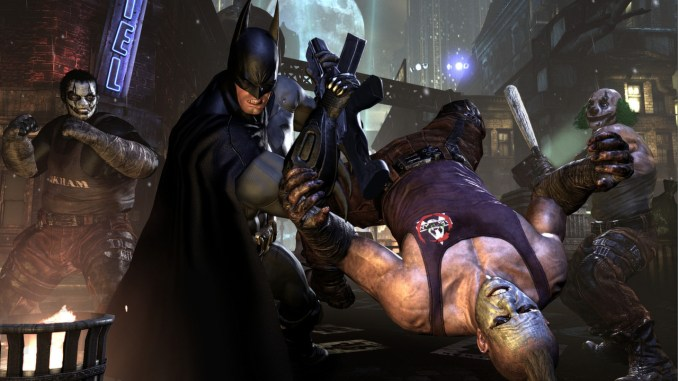 Batman: Arkham City - Game of the Year Edition screenshot 1