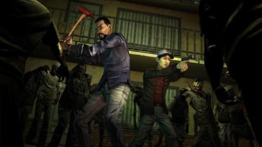 35- The Walking Dead Season 1 [400 days + patch1] – [DODI Repack