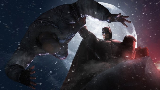 Batman: Arkham Origins screenshot 1
