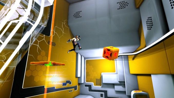 Magrunner: Dark Pulse screenshot 2
