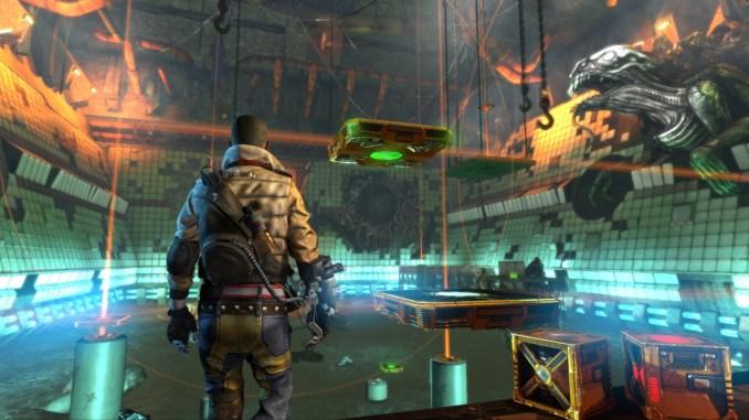 Magrunner: Dark Pulse screenshot 3