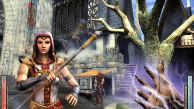 Dark Messiah of Might and Magic Screenshot 2