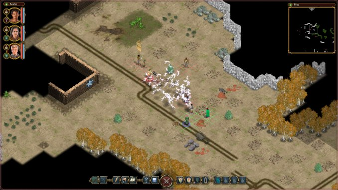 Avadon 2: The Corruption Screenshot 1