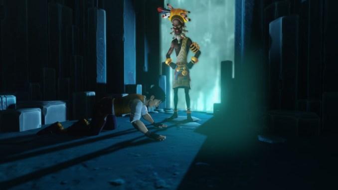Jack Keane 2: The Fire Within screenshot 2