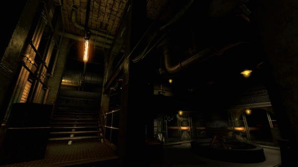 Amnesia: A Machine for Pigs Screenshot