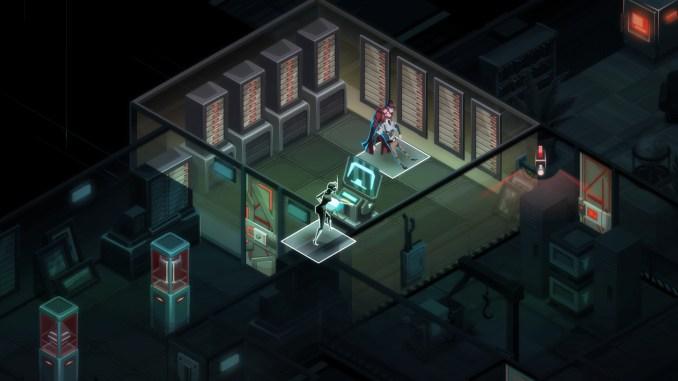 Invisible, Inc. Screenshot 1