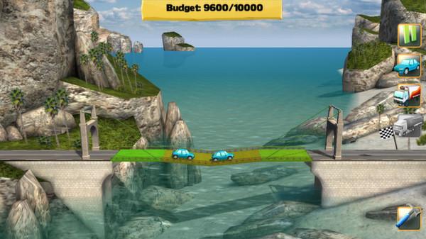 Bridge Constructor Ultimate Edition screenshot