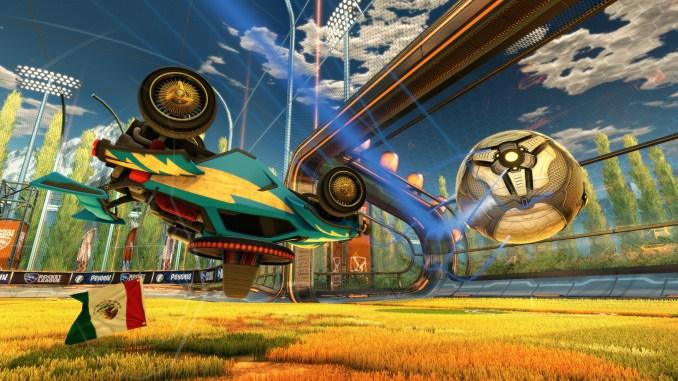 Rocket League Screenshot 2