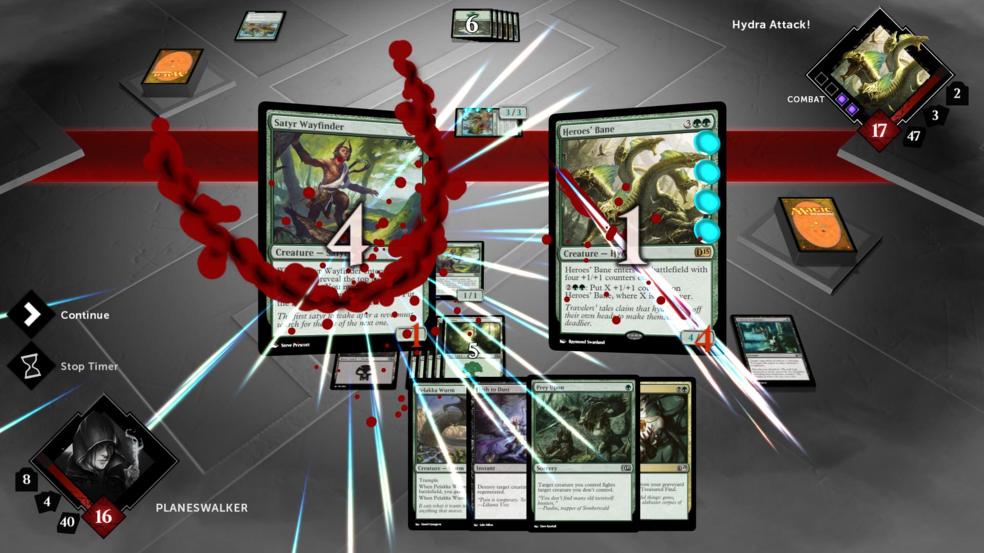 magic 2015 duels of