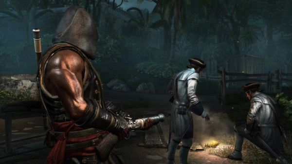 Assassin's Creed Freedom Cry Screenshot