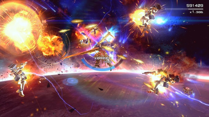 Astebreed Definitive Edition screenshot 1