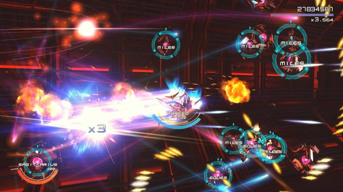 Astebreed Definitive Edition screenshot 2